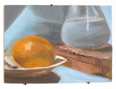 Oil Sketch 6