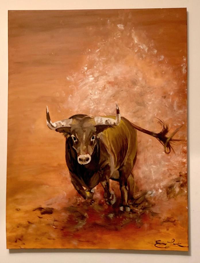 Bull, Oil